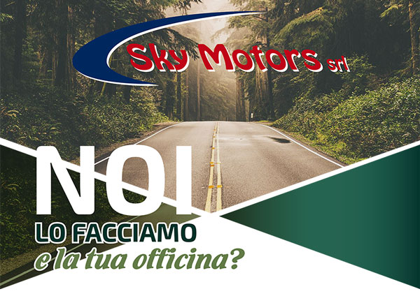 Sky Motors - Officina Eco-Fiendly